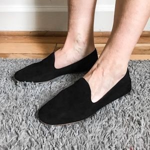Vince Suede Loafers